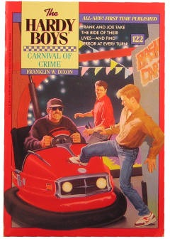 Carnival of Crime (Hardy Boys, #122)