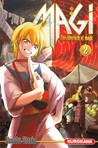Magi: The Labyrinth of Magic, Volume 2 (Magi: The Labyrinth of Magic, #2)