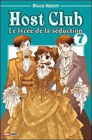 Host Club - Le lycée de la séduction Vol. 7