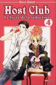 Host Club - Le lycée de la séduction Vol. 4