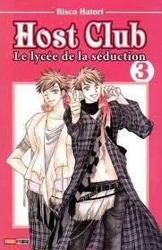 Host Club - Le lycée de la séduction Vol. 3