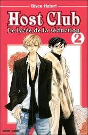 Host Club - Le lycée de la séduction Vol. 2