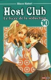 Host Club - Le lycée de la séduction Vol. 10