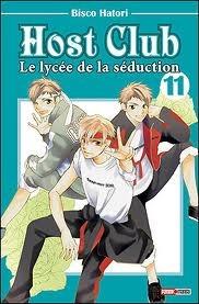 Host Club - Le lycée de la séduction Vol. 11