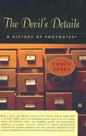 history of footnotes