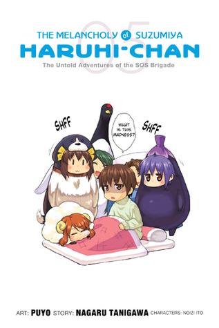 The Melancholy of Suzumiya Haruhi-chan: The Untold Adventures of the SOS Brigade, Vol. 05