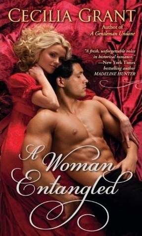 A Woman Entangled by Cecilia Grant