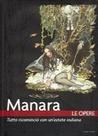 Manara. Le opere vol. 2: Tutto ricominciò con un'estate indiana