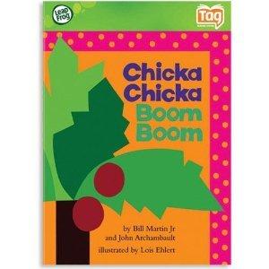 Tag book: chicka chicka boom boom by Bill Martin Jr.