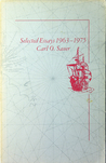 Select Essays: 1963-1975