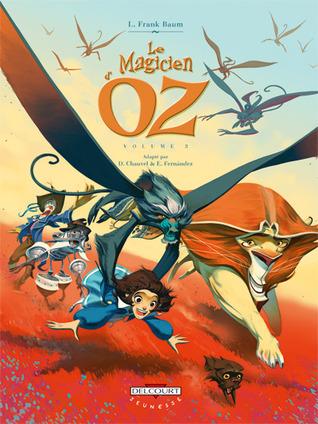 Le Magicien D'oz (Tome, #3)