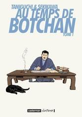 Au Temps De Botchan (Tome 1) por Jirō Taniguchi, Natsuo Sekikawa