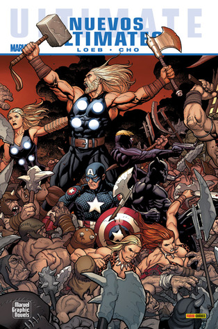 Marvel Graphic Novel: Nuevos Ultimates (New Ultimates Thor Renacido)