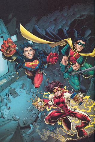 DC Comics Presents: Young Justice #3