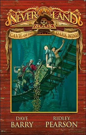 Cave of the Dark Wind (Never Land, #2)