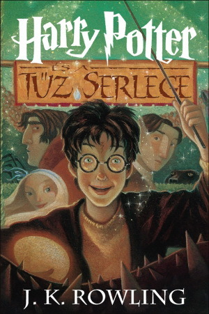 Harry Potter és a Tűz Serlege (Harry Potter, #4)