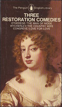 loving for the wrong reasons in the country wife by william wycherley The country wife is a cuckolding himthe men then discuss pinchwife's reasons for marrying and of william wycherley's the country wife.