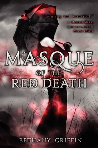 Image result for the masque of the red death by bethany griffin