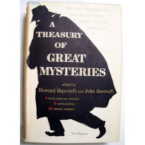 A Treasury Of Great Mysteries