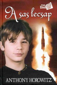 A sas lecsap (Alex Rider, #4)