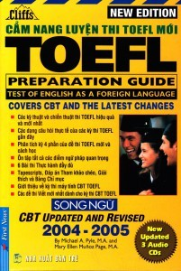 toefl preparation guide with cassette by cliffsnotes rh goodreads com toefl preparation guide cliffs free download toefl preparation guide by cliff