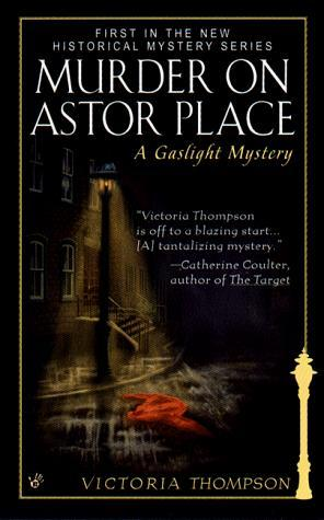 Murder on Astor Place(Gaslight Mystery 1)