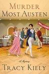 Murder Most Austen (An Elizabeth Parker Mystery, #4)