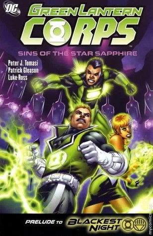 Green Lantern Corps, Volume 4: Sins of the Star Sapphire