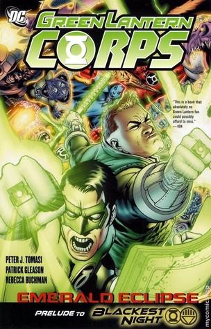 Green Lantern Corps, Volume 5 by Peter J. Tomasi