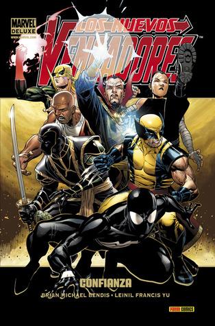 Los Nuevos Vengadores #7: Confianza (Los Nuevos Vengadores Marvel Deluxe #7)