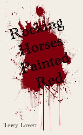 Rocking Horses Painted Red