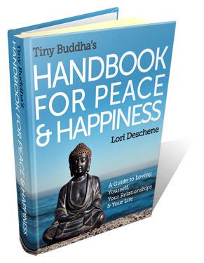Tiny Budhha's Handbook for Peace and Happiness