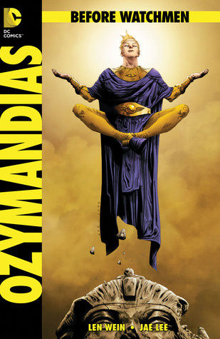 Before Watchmen: Ozymandias #1 (Before Watchmen: Ozymandias, #1)