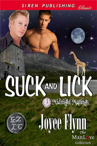 Suck and Lick (Midnight Matings #18)