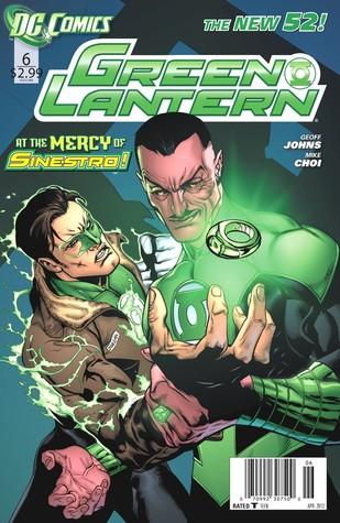 Green Lantern #6 (New 52 Green Lantern, #6)