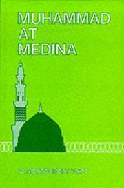 Ebook Muhammad at Medina by William Montgomery Watt read!