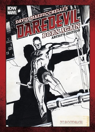 David Mazzucchellis Daredevil Born Again: Artists Edition