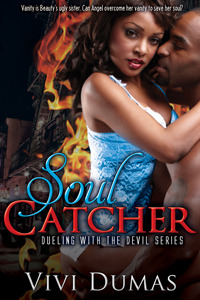 Soul Catcher by Vivi Dumas