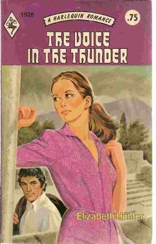 The Voice in the Thunder by Elizabeth Hunter