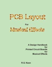 PCB Layout For Musical Effects