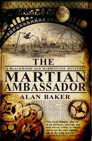 The Martian Ambassador (Blackwood and Harrington, #1)