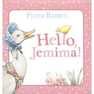 Hello, Jemima!