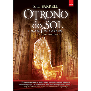Ebook O Trono do Sol by S.L. Farrell TXT!