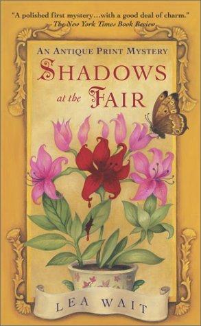 Shadows At The Fair (Antique Print, #1)