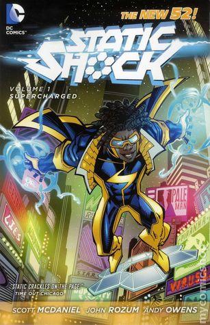Static Shock, Vol. 1 by Scott McDaniel