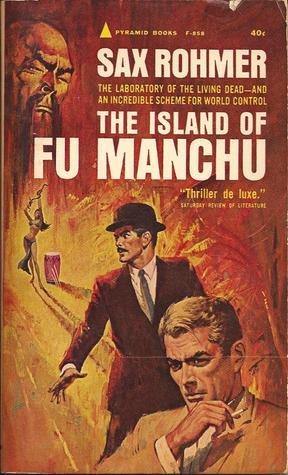 The Island Of Fu Manchu (Pyramid F-858)