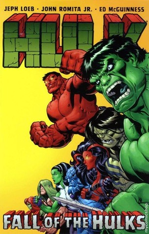 Hulk, Volume 5: Fall of the Hulks