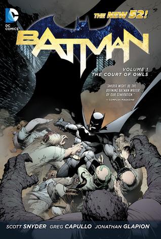 Batman, Vol. 1: The Court of Owls por Scott Snyder, Greg Capullo