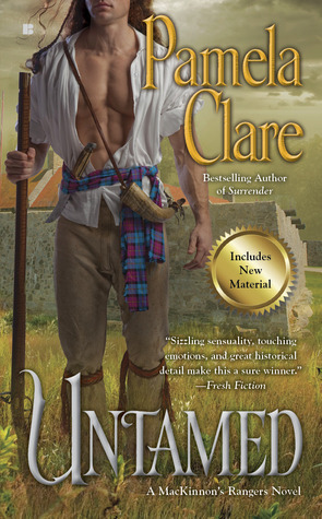 Untamed (MacKinnon's Rangers, #2)