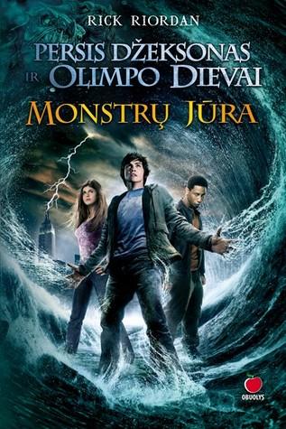 Persis Džeksonas ir Olimpo dievai. Monstrų jūra (#2)